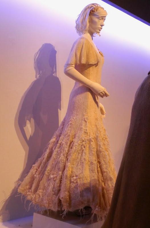Shape of Water Elisa dream dance ballgown