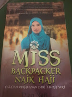 RESENSI BUKU : MISS BACKPACKER NAIK HAJI