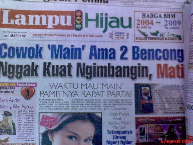 Foto Lucu Dan Unik Indonesia Berita Unik Aneh Lucu