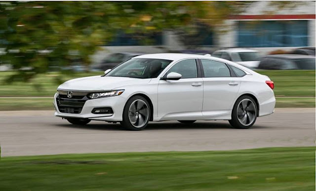 2018 Honda Accord Sport 1.5T Manual