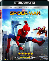 Spider-Man: Homecoming 4K Ultra HD