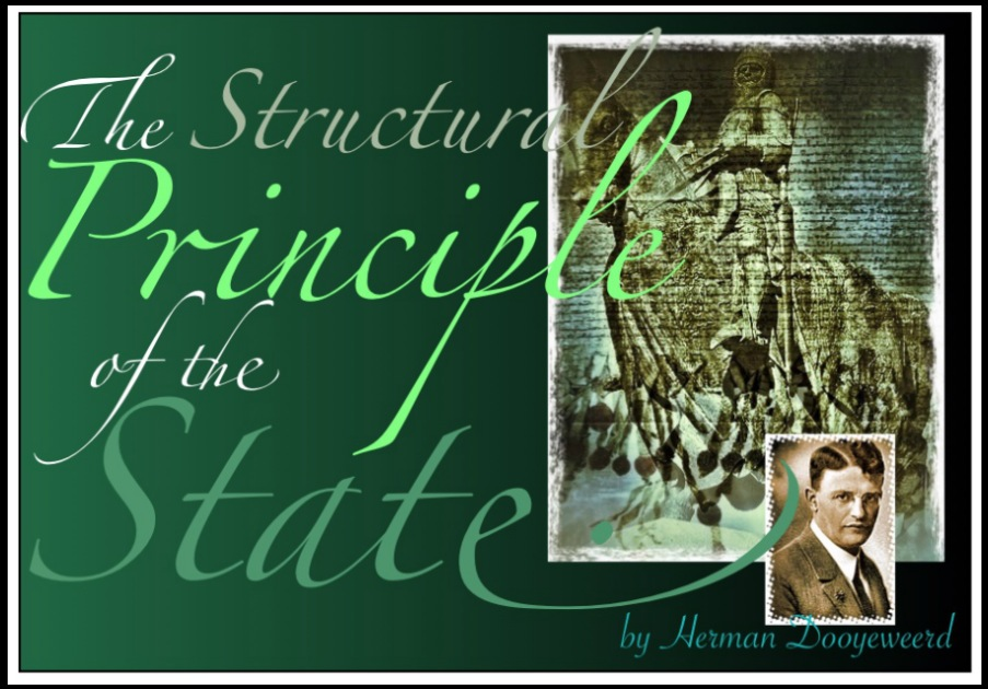 Herman Dooyeweerd's Structural Principle of the State