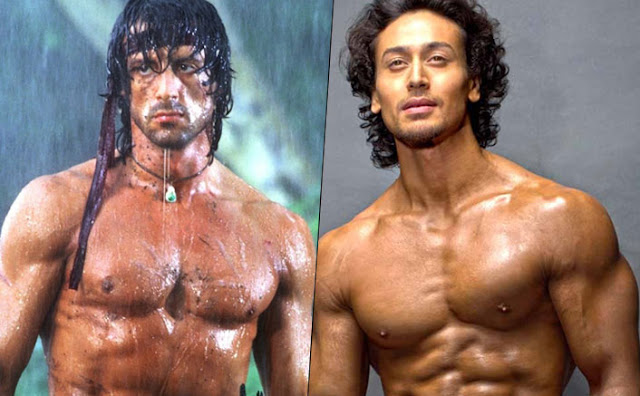 Tiger Shroff Finalised For The Remake Of Rambo