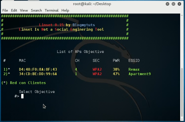 How To Get WiFi Password With Linux Linset Tools