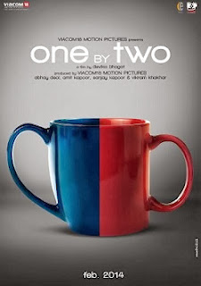 One By Two Poster