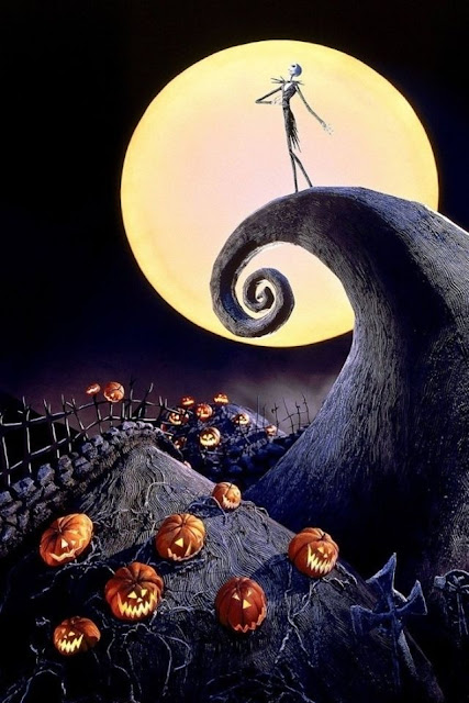 Happy halloween hd wallpaper iphone 6 plus 5/5c ipad 2