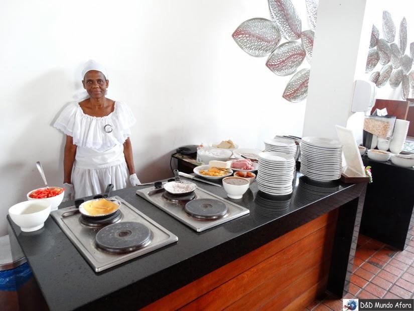 Tapioca, a típica comida pernambucana