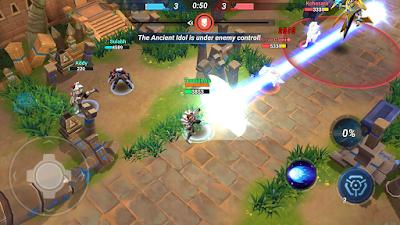 Mobile Battleground Blitz