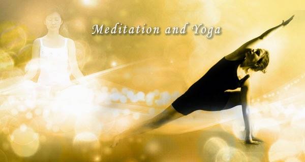 Медитация и Йога вървят ръка за ръка.