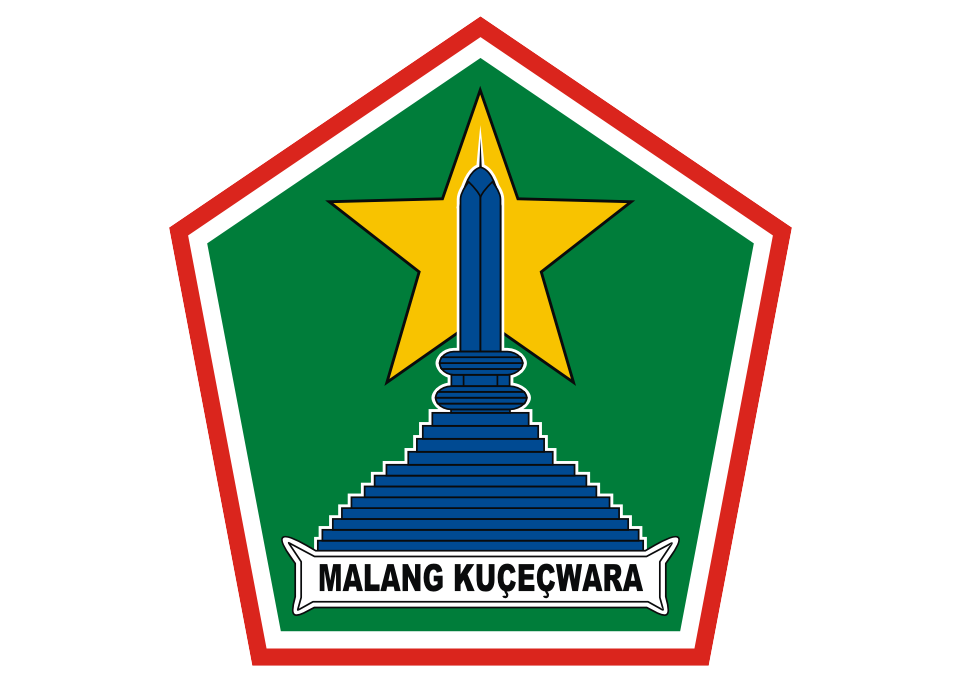 Kota Malang Logo Vector City In Indonesia Format Cdr Ai Eps Svg Pdf Png