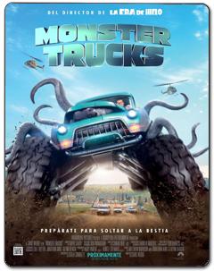 Monster Trucks Torrent (2017) – BluRay Ultra HD Dublado 5.1 Download