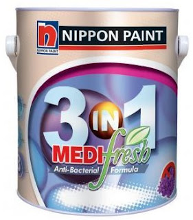Harga Cat Nippon Paint 3 In 1