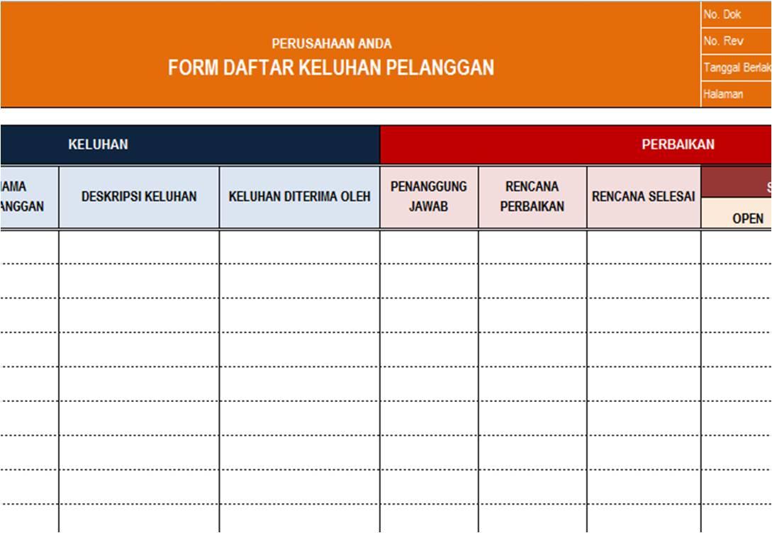 PT. Sistem Manajemen Utama: Dokumen Panduan Siap Pakai ...