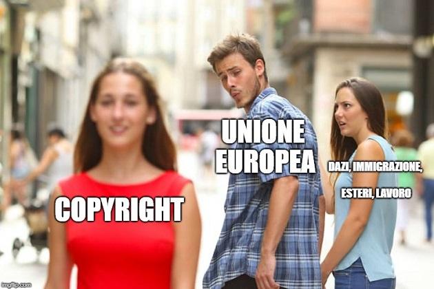 Riforma europea del copyright: cos'è e cosa fare per fermarla