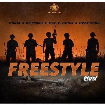 Iyanya X Ice Prince X Ycee X Vector & Tossy Young – Freestyle (Remix)