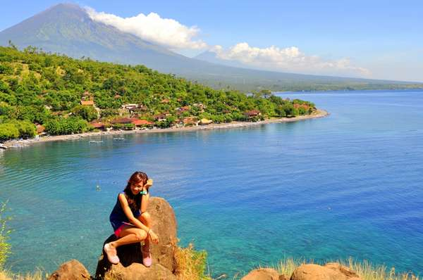 Wisata ke Pantai Amed Pulau Bali