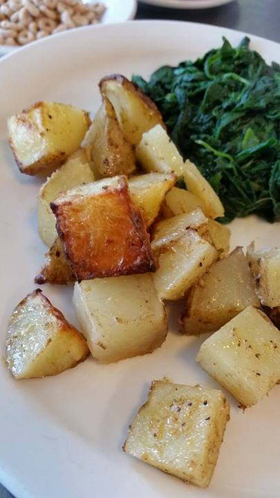 Ramblings Thoughts, Recipe, Tasty Tuesday, Homefries, Old Fashion, Sides, Potatoes,