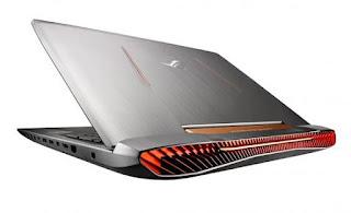 Spesifikasi dan Harga laptop Gaming Asus ROG G752VSK