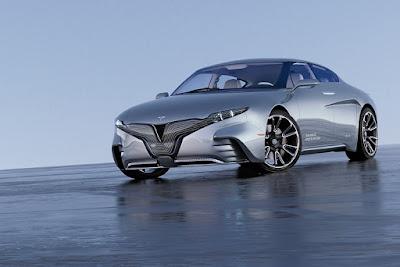 gambar mobil masa depan