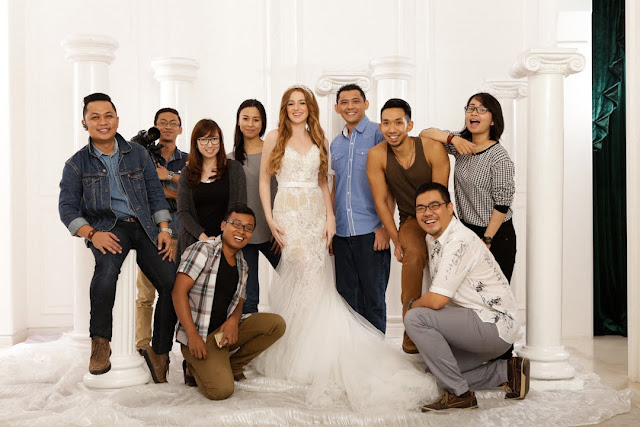VOTO LIFE :: WEDDING BELLE PHOTOSHOOT