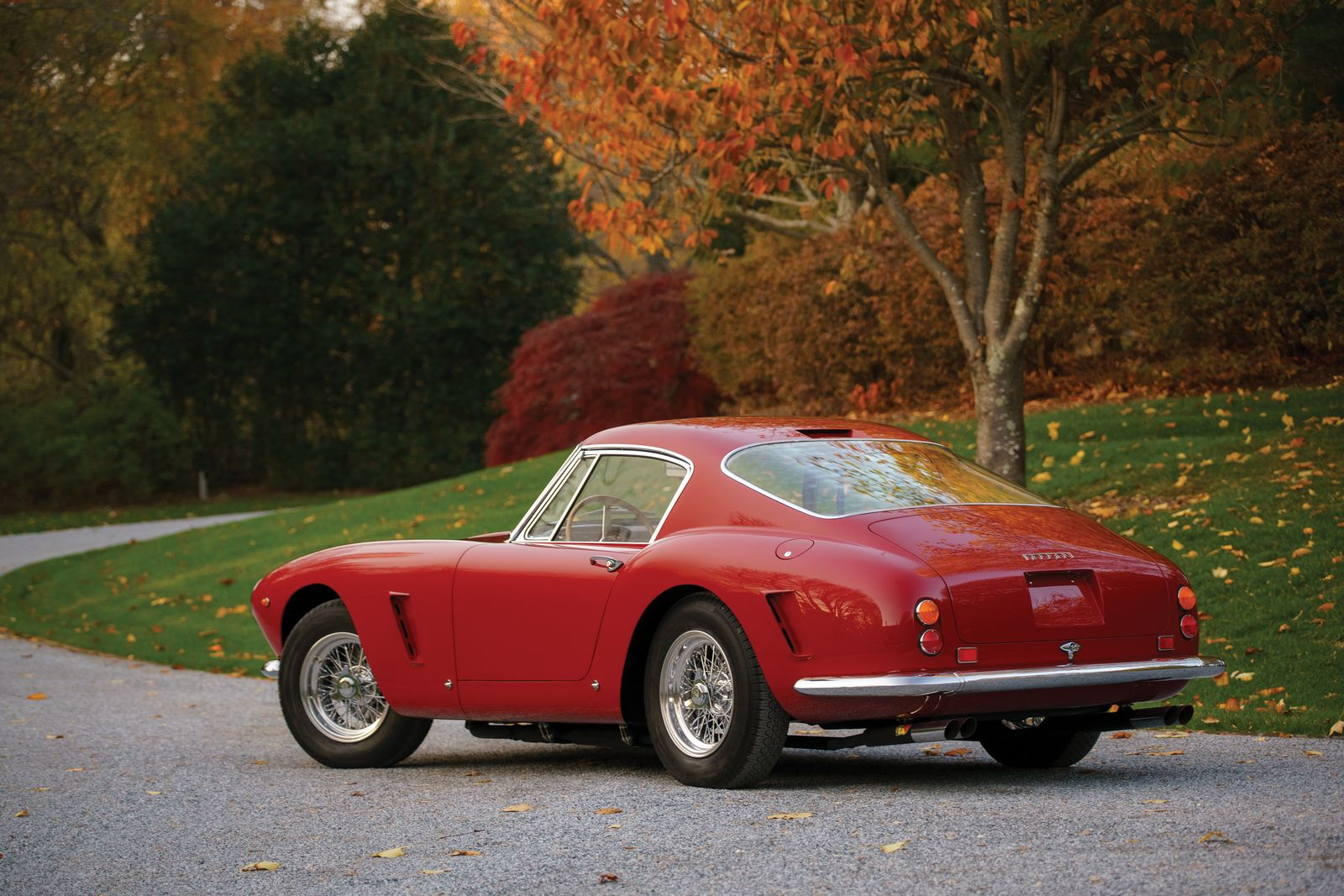 Ferrari 250 Gt Swb Berlinetta Could Fetch 10 Million At Auction