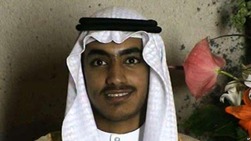 Hamza bin Laden fue nombrado como un