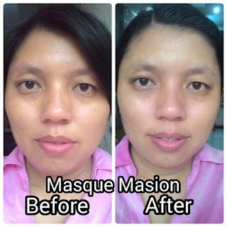 before-after-masker-kefir-masque-maison