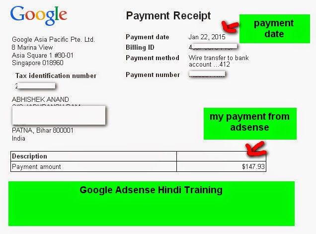 Make Unlimited Income With Google Adsense Google Adsense Video