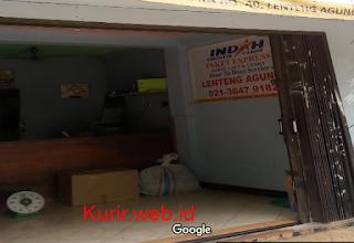 Alamat agen indah cargo di Jakarta Selatan