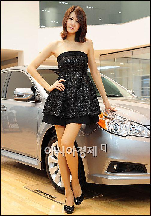 [Oh Ah Rim] 2011.01.07 - Asia Model Awards Profile Photos