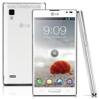 harga hp lg optimus L9, spesifikasi lengkap sampai detail handphone android dual core optimus L9, gambar dan fitur LG Optimus L9 Android smartphone