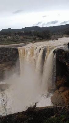 El Salt de la Portellada, río Tastavins 66