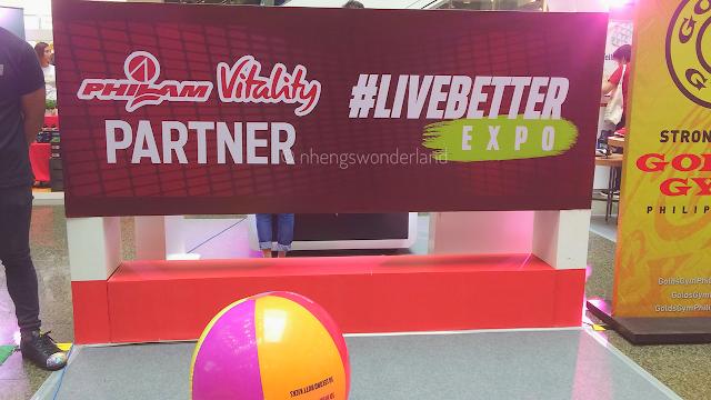 Philam Life #LiveBetter Expo
