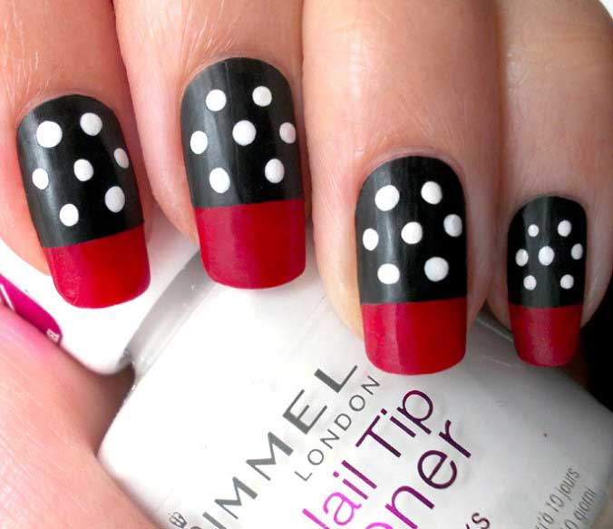 Organicfood : Easy Nail Art,easy Nail Art Designs To Do At Home,easy Part 74