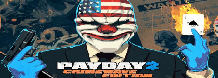 تحميل لعبة Payday 2 Career Criminal Edition مضغوطة بحجم صغير مجانا