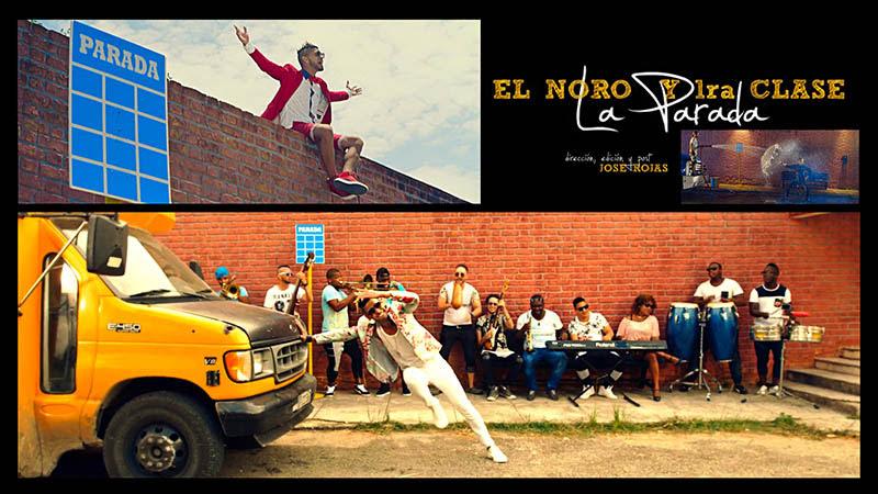 El Noro y Primera Clase - ¨La Parada¨ - Videoclip - Dirección: Jose Rojas. Portal Del Vídeo Clip Cubano