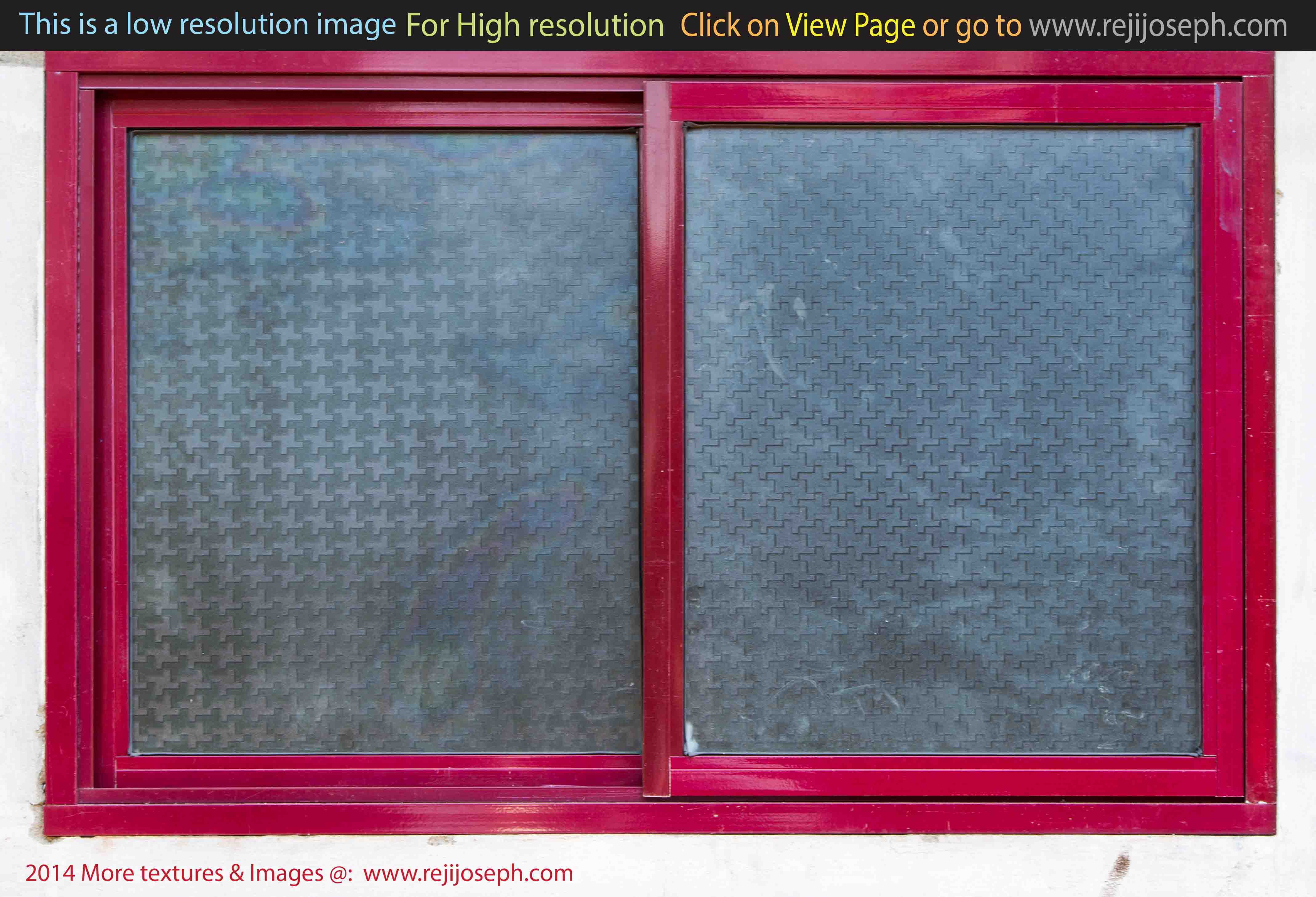 Painted glass Window texture 00005