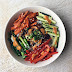 Recipe: Bibimbap (Vegan Option & Meat Option) GF, Soy Free)