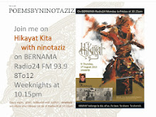 HIKAYAT KITA with ninotaziz on air