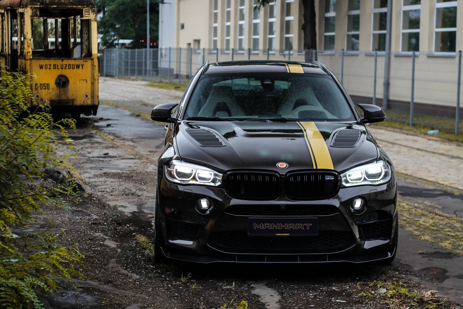 Manhart S Mhx6 800 Actually Makes The Bmw X6 Desirable