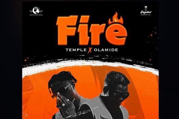 Temple Feat. Olamide - Fire