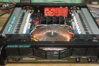Cara Menentukan Tegangan Driver Power Amplifier Maksimal Yang di Butuhkan