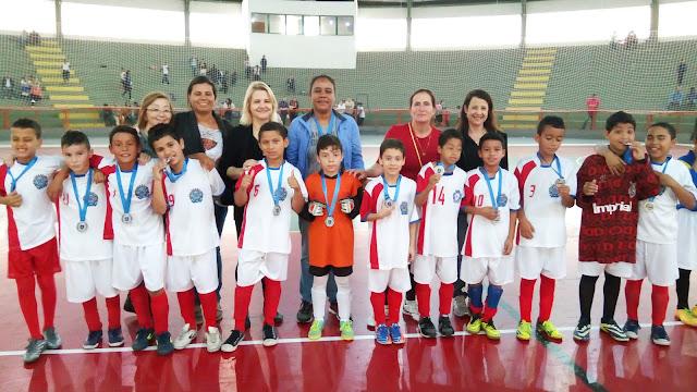 EMEB Guaviruva é destaque da 17ª SEMPA em Registro-SP
