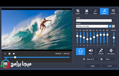 تحميل برنامج تحويل الفيديو Program4pc Video Converter
