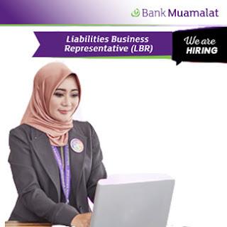 Lowongan Kerja Liabilities Business Representative Makassar di Bank Muamalat