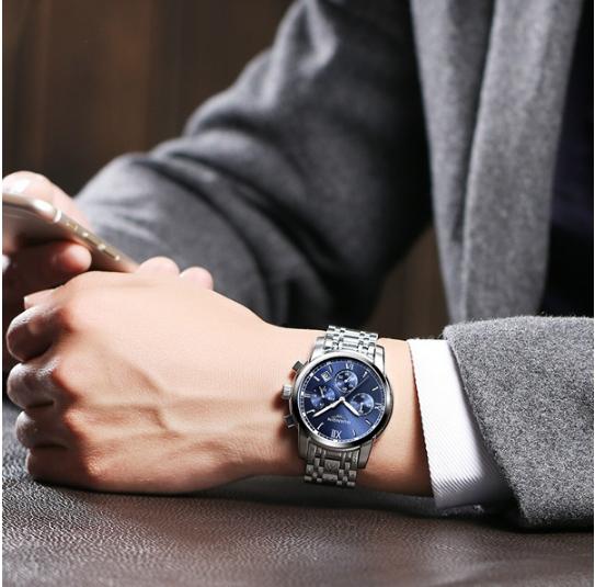 watch, smart watch, pametni sat, pametni satovi, banggood, banggood iskustvo, banggood naručivanje, recenzija, pametni satovi, satovi za muškarce, ručni sat, jeftini, plavi, srebrni, sivi sat, muški sat