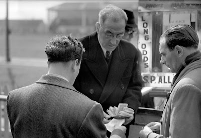 In the old days of bookmakers