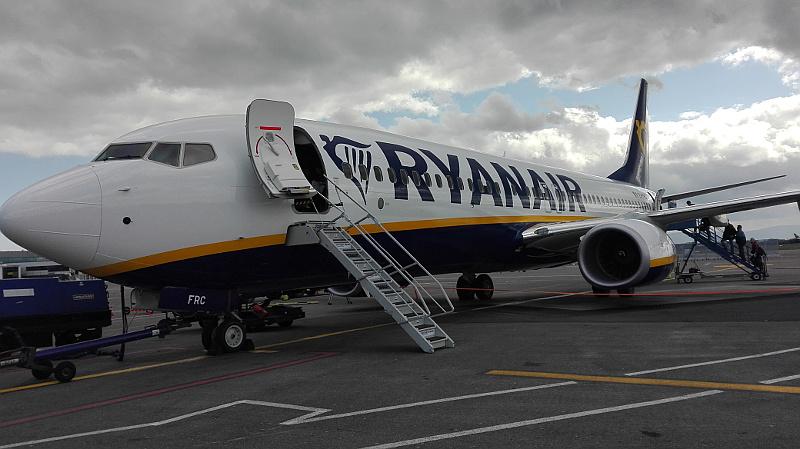 Amélies Blog : Sag niemals nie...mit Ryanair nach Dublin