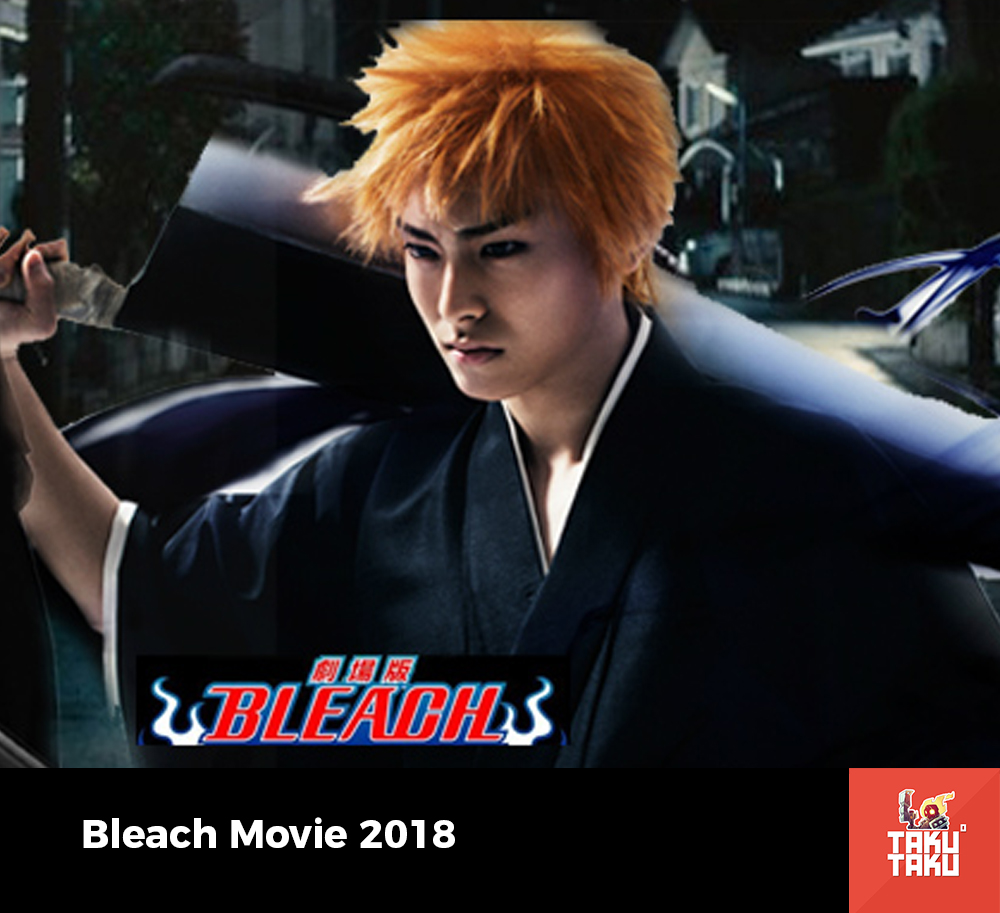 Bleach (Bleach) - film of 2018 59