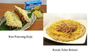 Resep Kue-Kue Dari Betawi
